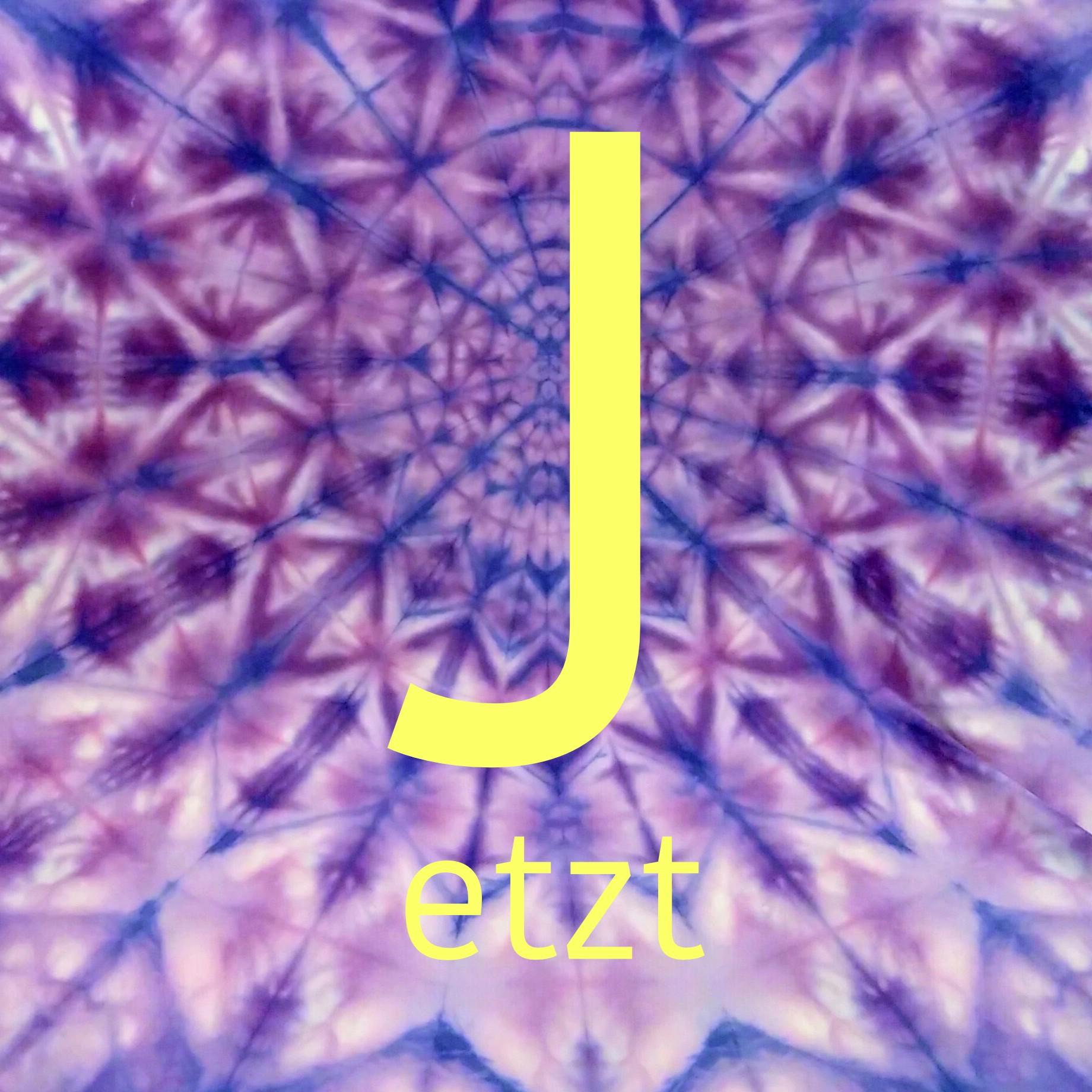"""Mandala """"Jetzt"""""""
